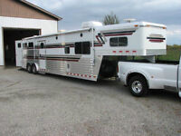 2003 4-Star Concept II 2 Horse Slant Load with Showtime Classic