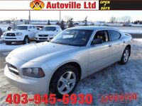 2008 DODGE CHARGER SXT FULLY LOADED, LEATHER,SUNROOF, AWD