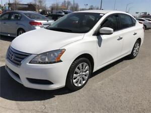2013 Nissan Sentra *77,000KM* A/C BLUETOOTH CRUISE AUTOMATIQUE