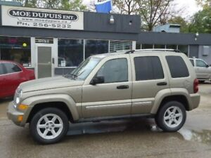 2006 Jeep Liberty Limited, VERY CLEAN!! LOCAL TRADE!!