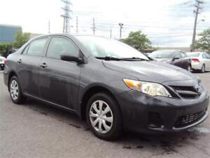 2012 Toyota Corolla CE Convenience Package AUTO AIR