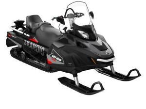 New 2018 Ski-Doo Skandic SWT 600 E-Tec