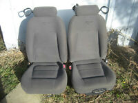 Ford Mustang Seats 1999 2000 2001 2002 2003 2004