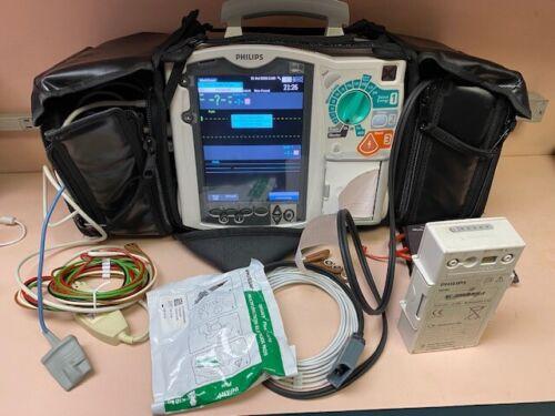 Philips Heart Start MRx Defibrillator