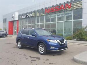2017 Nissan Rogue SV AWD **Remote Starter/Heated Seats**