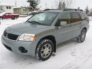 Clean CarProof-Fully Inspected-2009 Mitsubishi Endeavor AWD