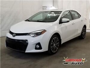 Toyota Corolla S Toit Ouvrant Cuir/Tissus MAGS 2016