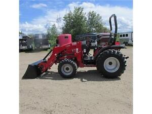New TYM T354 - 35 HP Ranch Tractor w. ROPS & Front Loader Edmonton Edmonton Area image 17