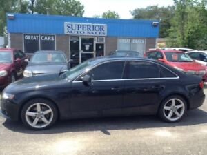 2011 Audi A4 2.0T Premium All Wheel Drive! Fully Certified!
