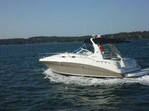 2006 Searay 355 Sundancer with twin Mercruiser 350 MAG sterndrive Toronto Lake Macquarie Area Preview