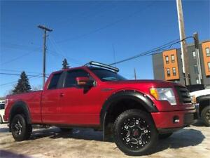 2010 Ford F-150 FX4 193K = CAMERA = LEATHER = CLEAN CAR PROOF