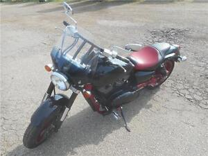 2008 Kawasaki Vulcan 1600 Meanstreak WE FINANCE GOOD, BAD CREIDT