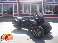 2016 CAN AM SPYDER F3 LIMITED Moncton New Brunswick Preview