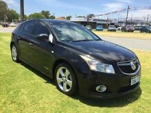 2011 Holden Cruze JH MY12 SRi V Black 6 Speed Manual Hatchback Maddington Gosnells Area Preview