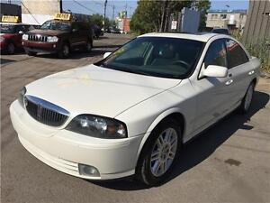 2005 Lincoln LS V8 FULL LOAD GARANTIE 1 AN FINANCEMENT MAISON