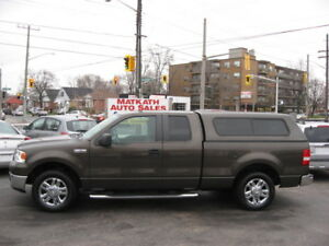 **2008 Ford F-150 4 door** 2 Wheel drive, Certified & E-tested