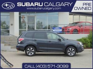 2018 Subaru Forester Touring l EYE SIGHT PACKAGE l HEATED SEATS|