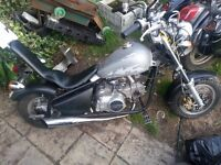 50cc mini Chopper road Legal , *LSD NUMBERPLATE* read description