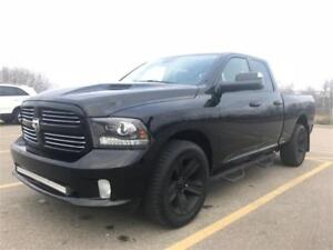 Blowout! $26,990 ~ $206 B/W 2014 Ram 1500 Sport 4x4 ~ Loaded