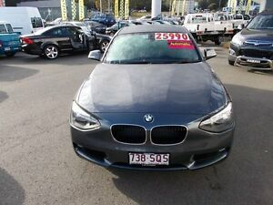 2011 BMW 118d F20 Grey 8 Speed Sports Automatic Hatchback Alexandra Headland Maroochydore Area Preview