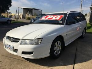 2005 Holden Commodore VZ Executive D/Fuel 4 Speed Automatic Wagon Brooklyn Brimbank Area Preview