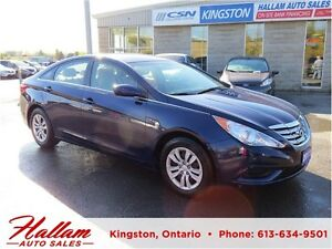 2011 Hyundai Sonata GLS, Heated Seats, Bluetooth, Cruise Control Kingston Kingston Area image 1