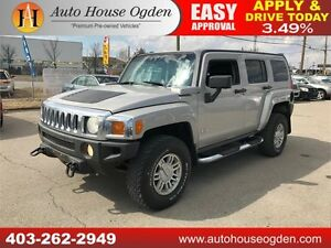 2007 Hummer H3 SUV LEATHER THIS WEEKEND ONLY SPECIAL****