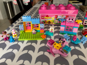 Lego, playschool, Djego, Disney, Lot de jouets à vendre!