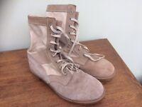 Desert boots - size 10