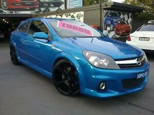 2006 Holden Special Vehicles VXR Blue 6 Speed Manual Hatchback Greenacre Bankstown Area Preview
