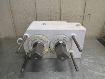 Apv Crepaco R6ts Positive Displacement Sanitary Pump Gearbox