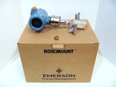 Rosemount 3051s1 Tg1a2a11a1am5q4da2 0-15psi Pressure Transmitter 2012new In Box