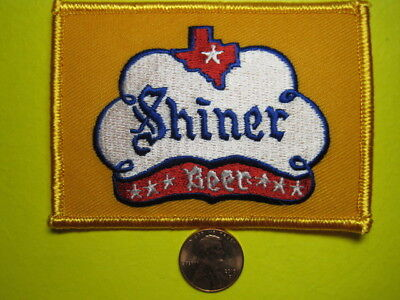 BEER PATCH SHINER BEER PATCH LOOK AND BUY! SMALL SIZE*