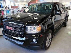 2016 GMC Canyon MIdnight Edition