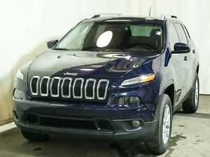 2015 Jeep Cherokee North 4x4 w/ Bluetooth, Remote Starter, Heate