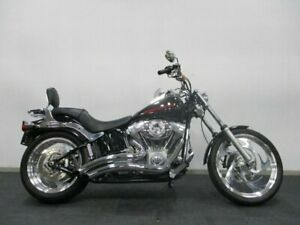 2008 Harley-Davidson FXST Softail Standard Dandenong South Greater Dandenong Preview