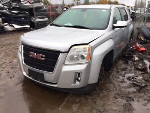 2010 GMC Terrain just arrived for parts at Pic N Save!