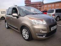 60 CITROEN C3 PICASSO HDI EXCLUSIVE DIESEL £30 A YEAR ROAD TAX