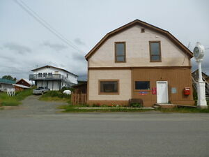Atlin Historical building with potential business opportunities