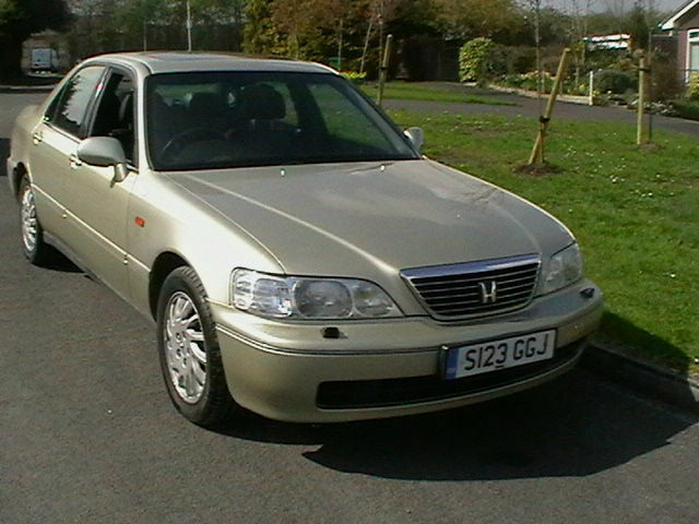 s reg honda legend 3 5 v6 automatic luxury 4 door saloon. Black Bedroom Furniture Sets. Home Design Ideas