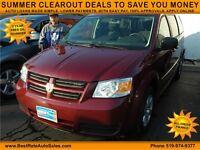 2009 Dodge Grand Caravan SE, $46/Weekly, NO PAYMENTS UNTIL 2016 Windsor Region Ontario Preview
