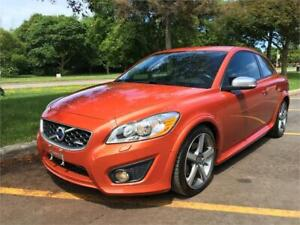 2011 VOLVO C30  R-DESIGN   1 OWNER   ACCIDDENT FREE   CERTIFIED