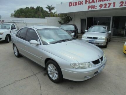 2002 Holden Commodore VX II Acclaim Silver 4 Speed Automatic Sedan Bayswater Bayswater Area Preview