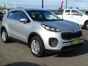 2017 Kia Sportage QL MY17 Si 2WD Silver 6 Speed Sports Automatic Wagon Albion Park Rail Shellharbour Area Preview