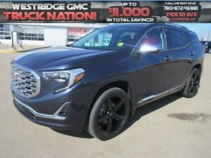 2018 GMC Terrain Denali. Text 780-872-4598 for more information!