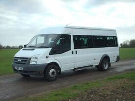 Ford TRANSIT 140 T430 17S RWD minibus