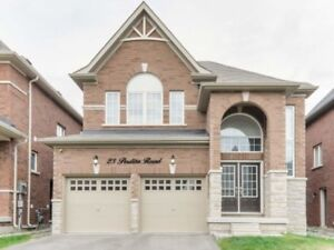 Detached Home Located In Prestigious in Streetsville 2016 Built