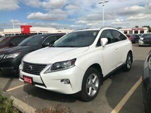 2013 Lexus RX 350 4dr AWD Sport Utility Vehicle