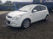 2011 Hyundai i20 PB MY12 Active 4 Speed Automatic Hatchback East Lismore Lismore Area Preview