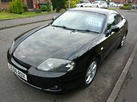2006 (56 reg) Hyundai Coupe 1.6 S 3 dr Manual Petrol